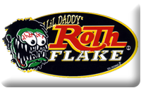 Lil Daddy Roth Flake & Striping