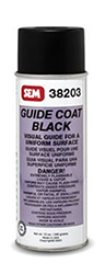 SEM Guide Coat Black
