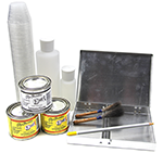 Coast Airbrush Basic Striping Kit