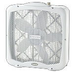 Performance Air Filter & Extraction Fan